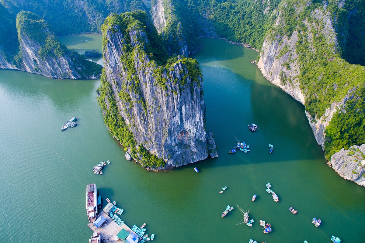15 day Vietnam and Cambodia Discovery tour with return flights