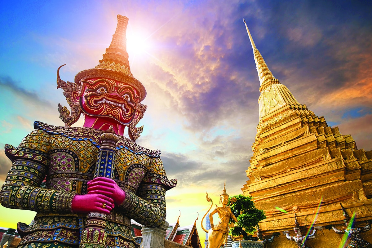 14 day Thailand tour with Phuket beach break and flights
