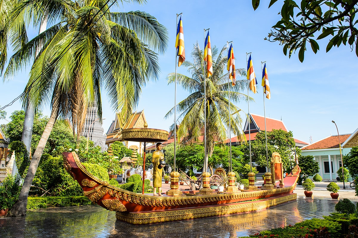 18 day South East Asia tour with flights