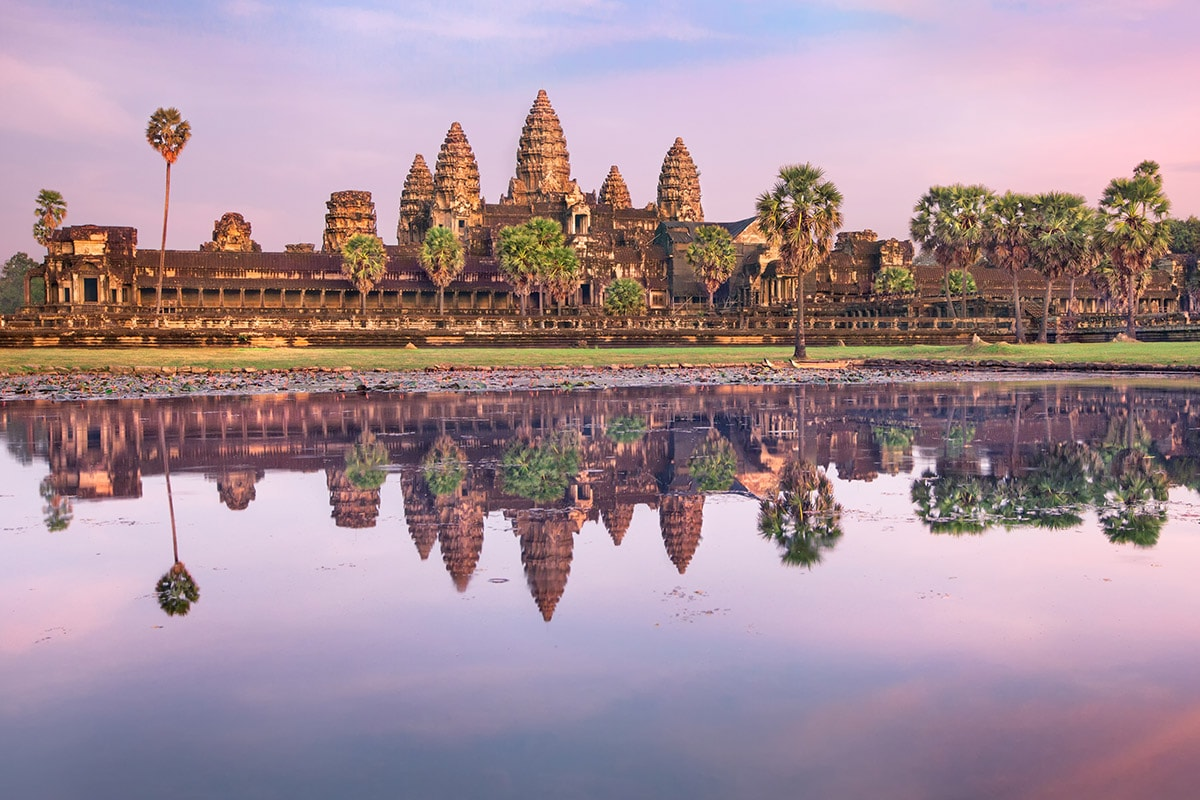 18 day Thailand, Vietnam and Cambodia tour with flights