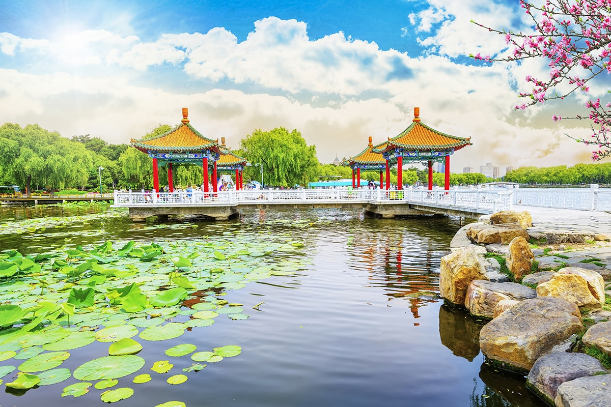 Essential China including flights