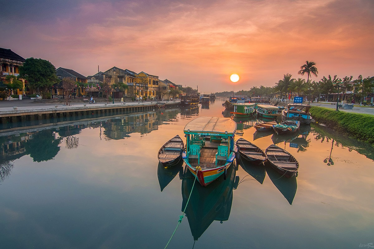 21 day Vietnam and Cambodia tour with Halong Bay and Mekong River cruise and flights