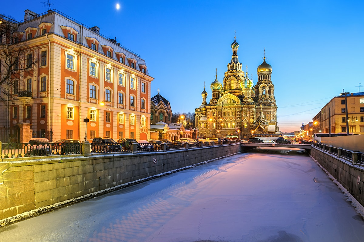 18 Day Discover Scandinavia & Russia with flights