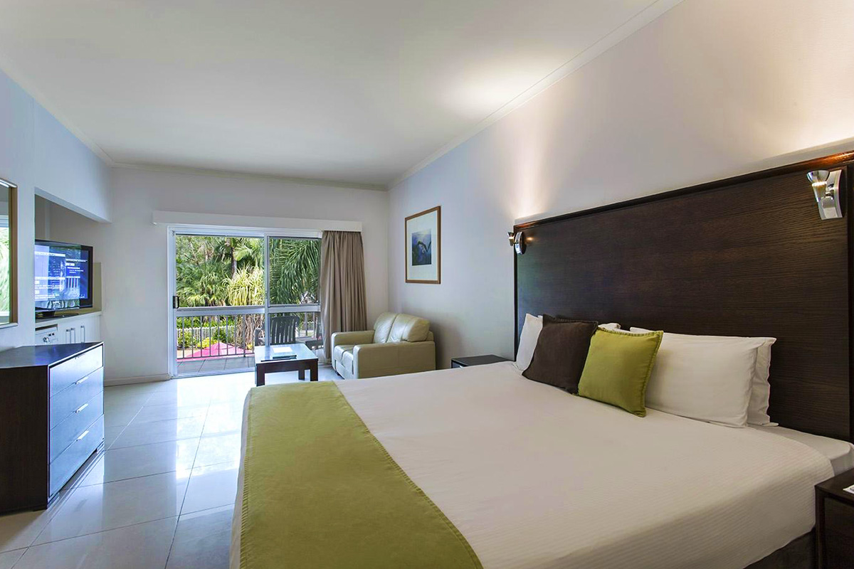 Hotel Grand Chancellor – Palm Cove