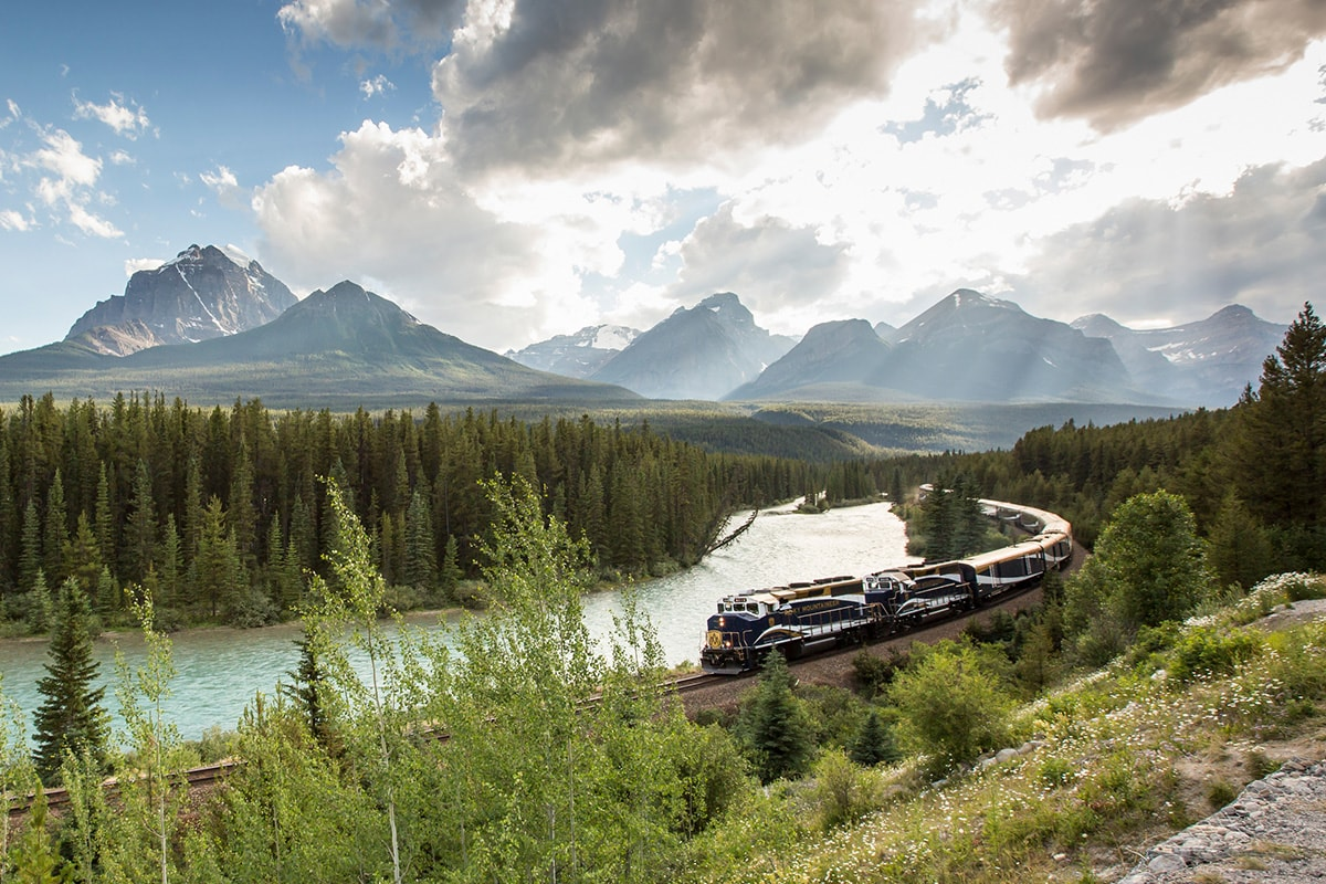 18 day Unforgettable Canadian Rockies tour including Rocky Mountaineer and Alaska Cruise with flights