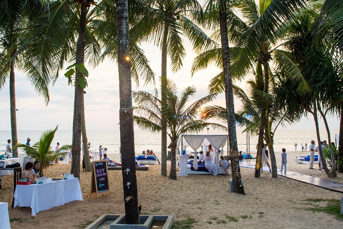 6, 8 or 10 nights at Akyra Beach Club, Phuket