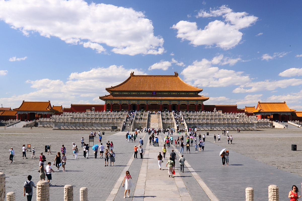 Best of China with flights