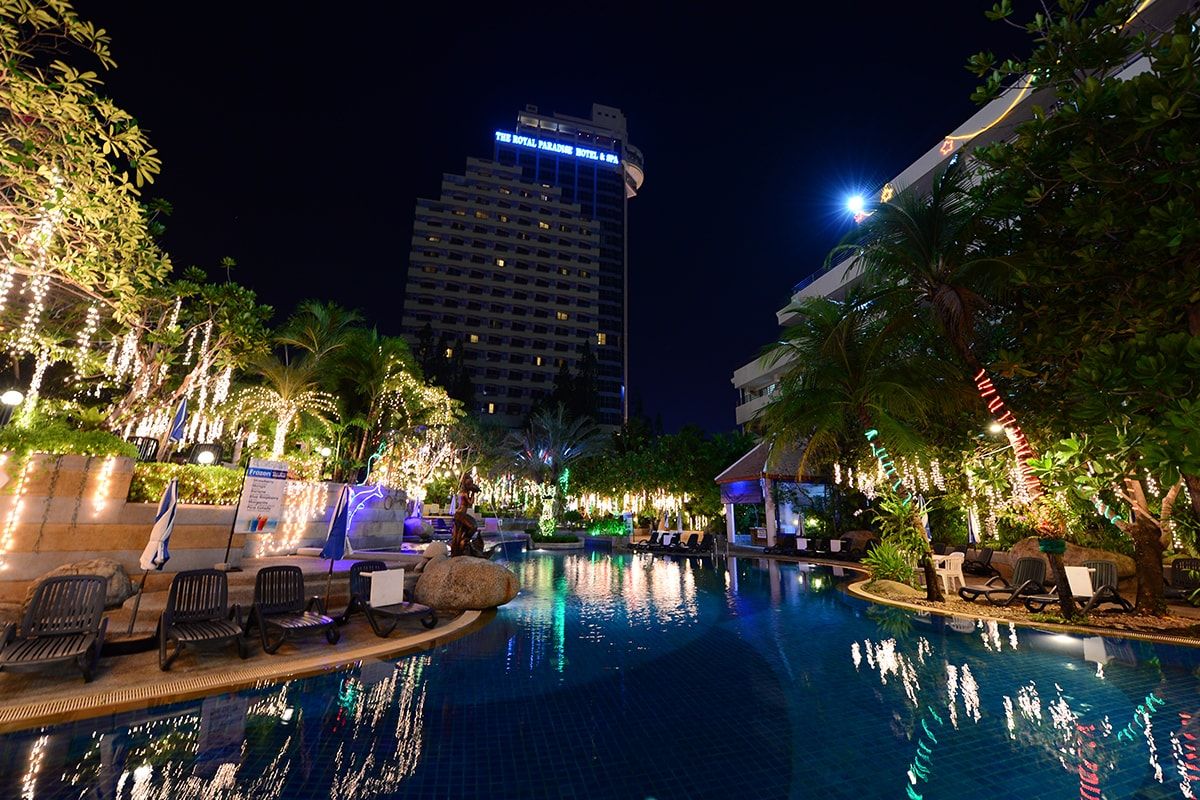 The Royal Paradise Hotel & Spa Patong