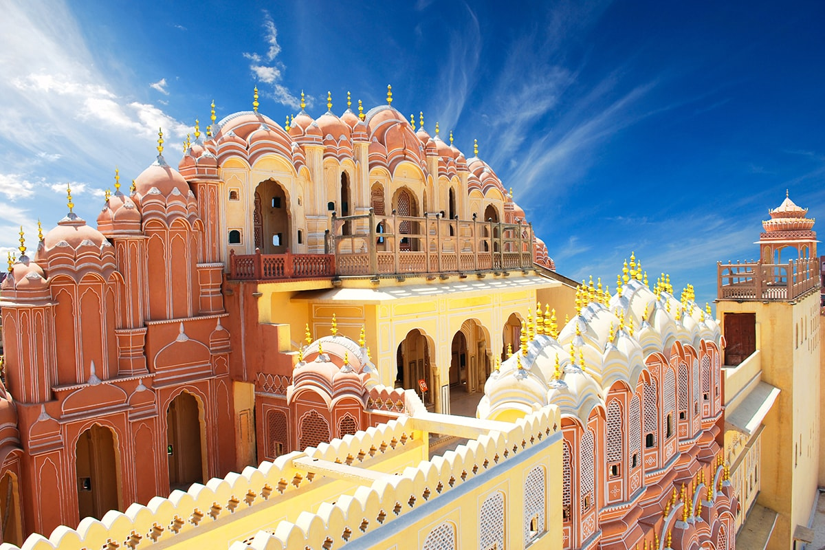 12 day Taste of Rajasthan tour with flights