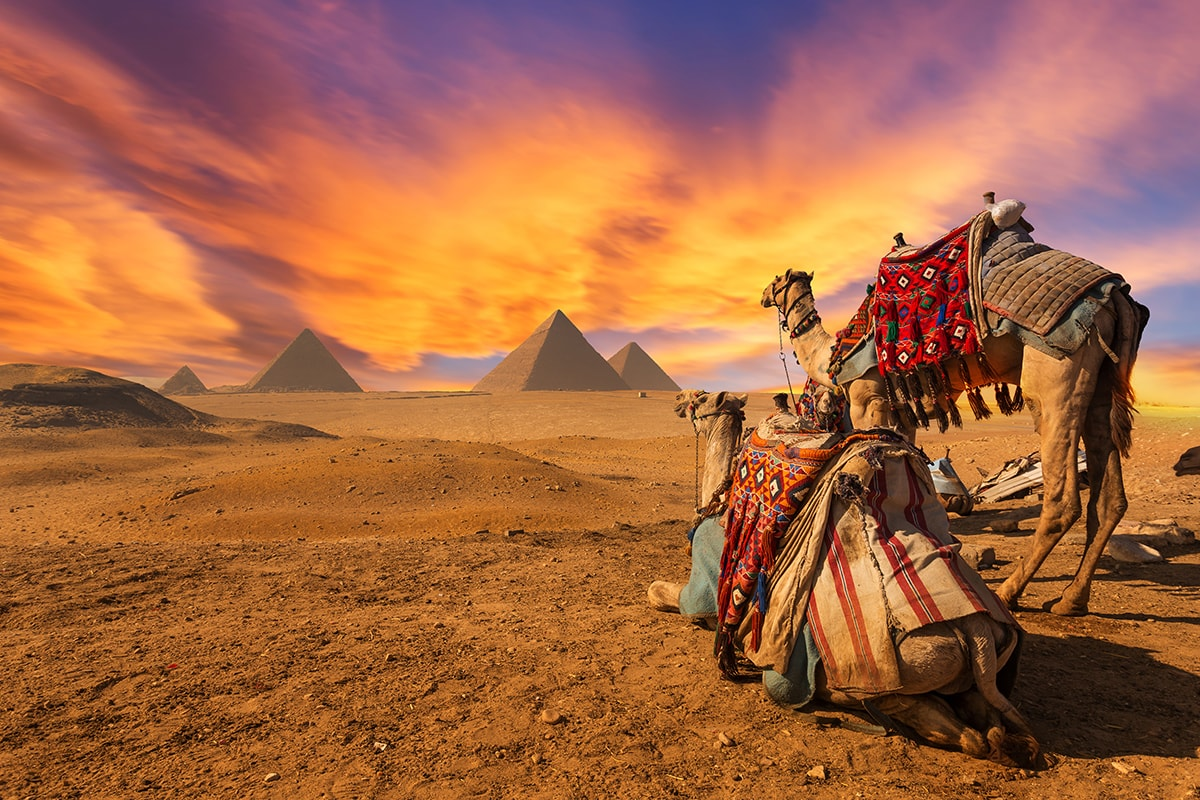 20 day Best of Egypt and Jordan tour with Nile River cruise and flights