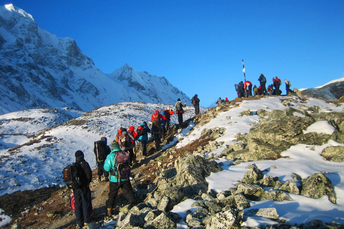 17 Day Everest Base Camp Trek with Flights