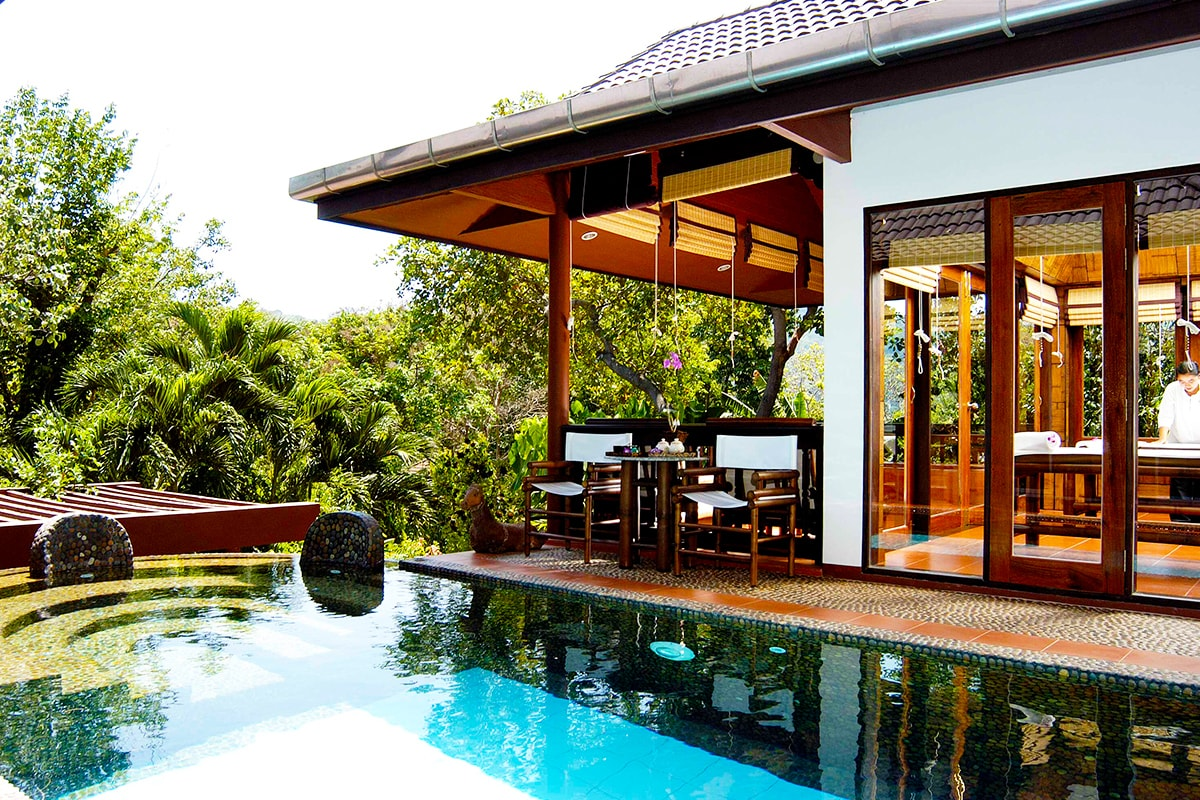 6 nights at Mom Tri's Villa Royale, Phuket