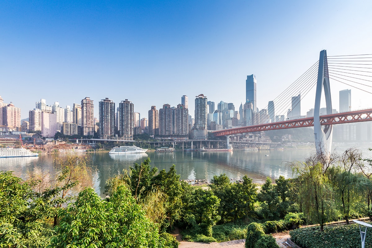 15 day Treasures of China tour with Yangtze River cruise and flights