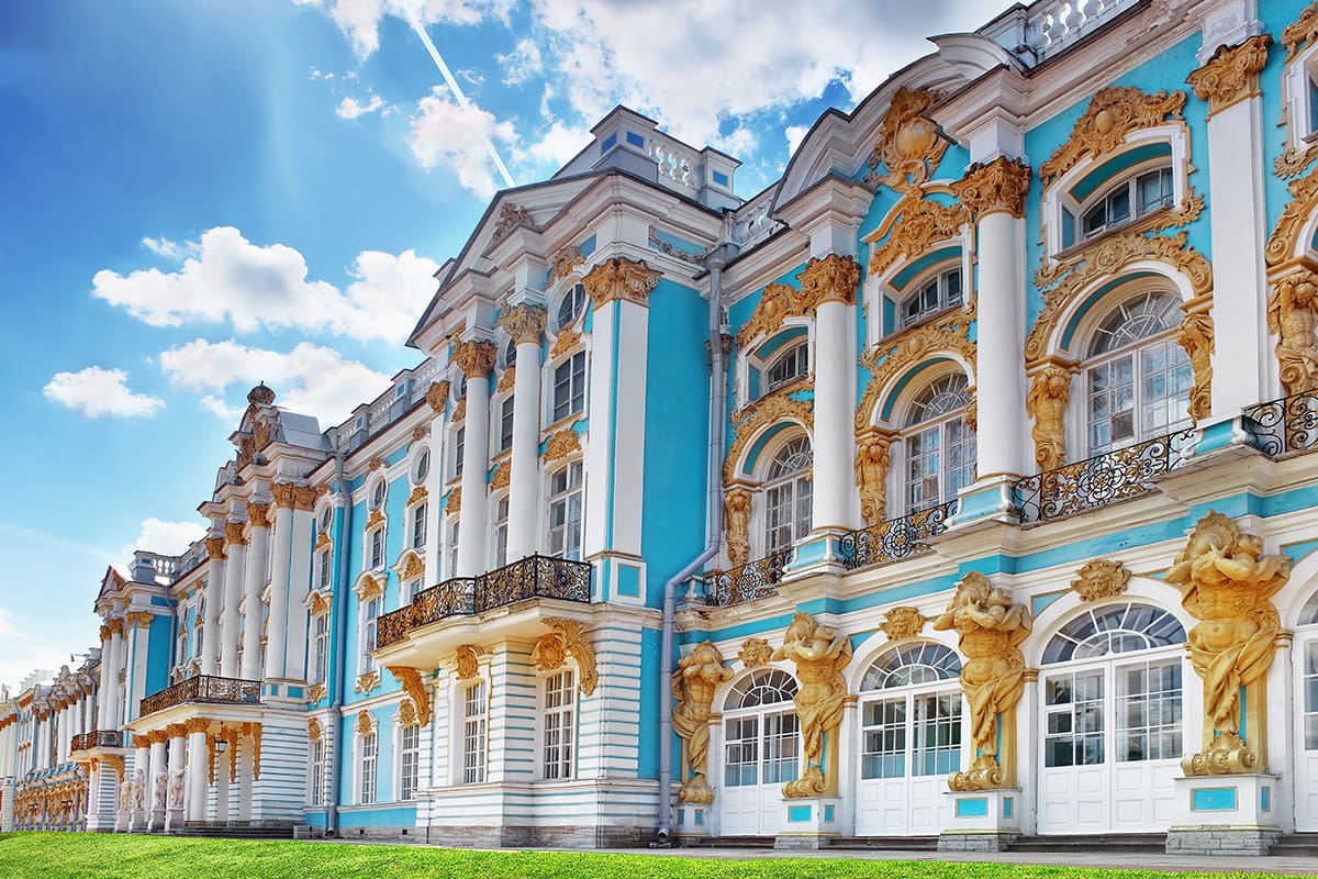 18 day Russia and Scenic Fjords tour with flights