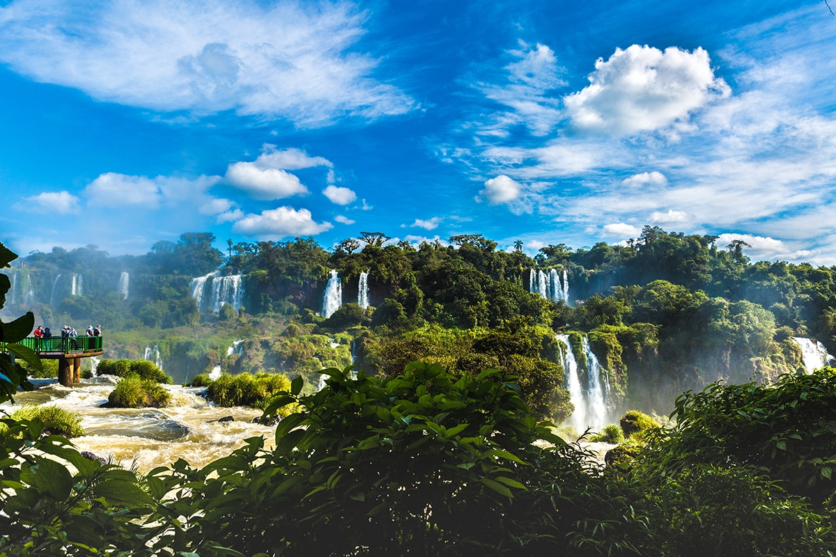 12 day Wonders of Brazil and Argentina tour with flights