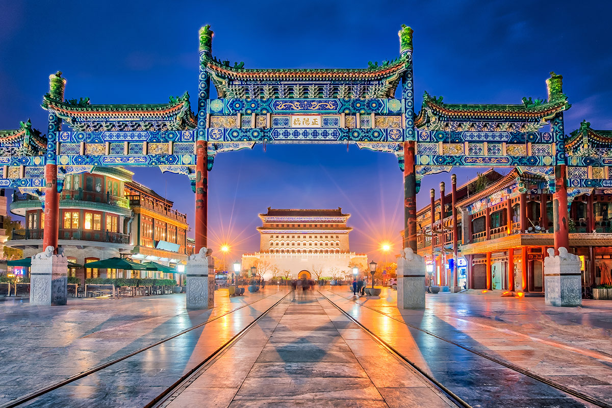 14 day Classic China tour with Yangtze River Cruise and flights