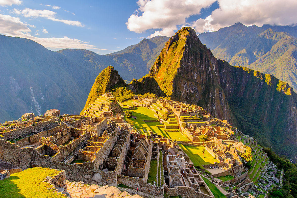14 day Peru & Machu Picchu tour with flights