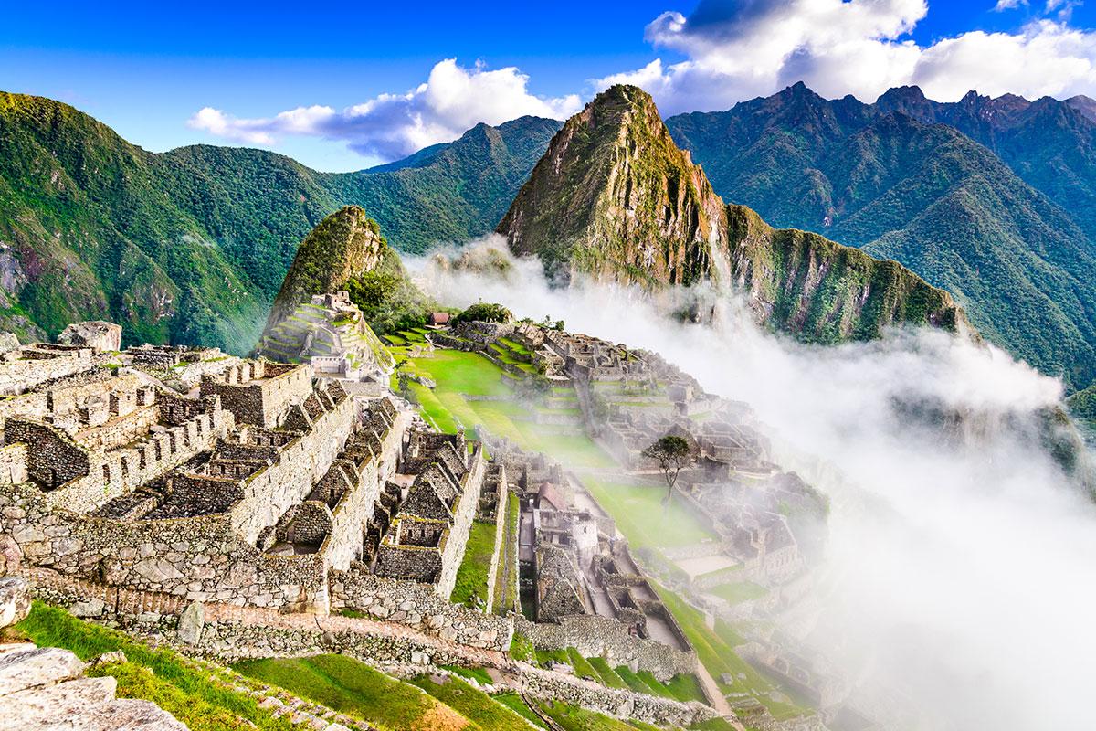 13 day Peru tour with Machu Picchu & Amazon Jungle with flights