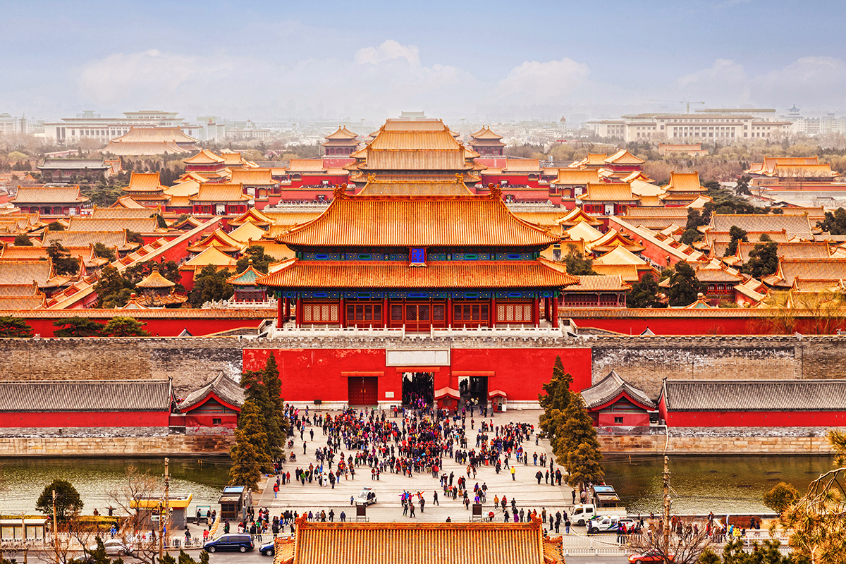 9 day Taste of China Tour