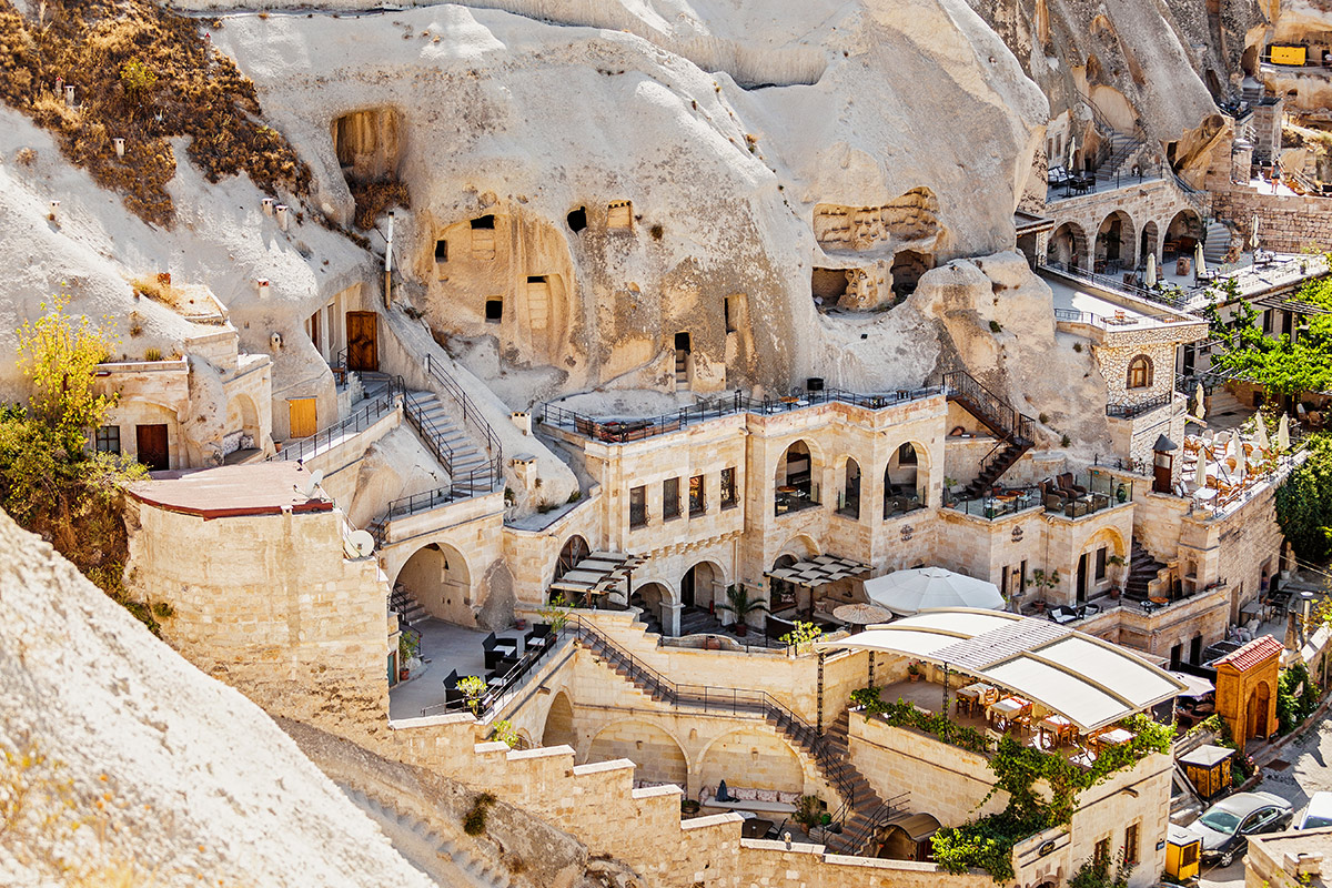15 day Majestic Turkey tour with flights
