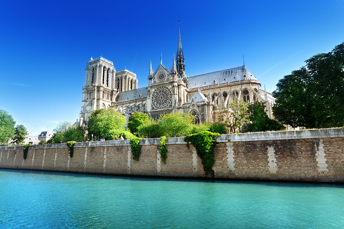 15 day France, Switzerland and Italy tour with flights