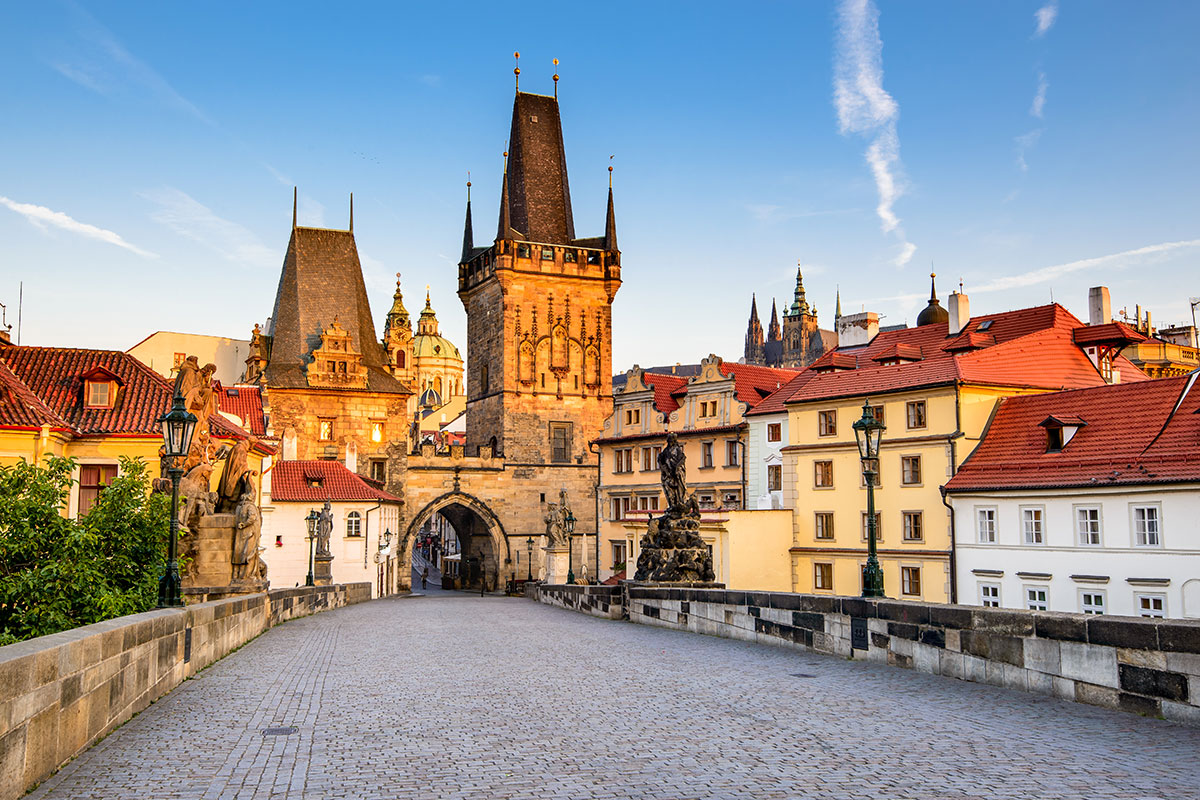 19 day Highlights of Eastern Europe with flights