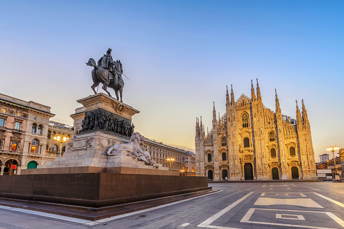 13 day Iconic Italy tour with flights