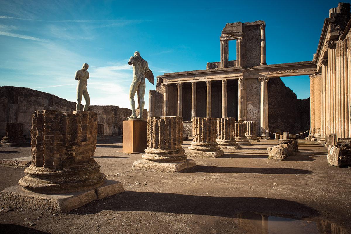 15 day Italian Landmarks tour with flights