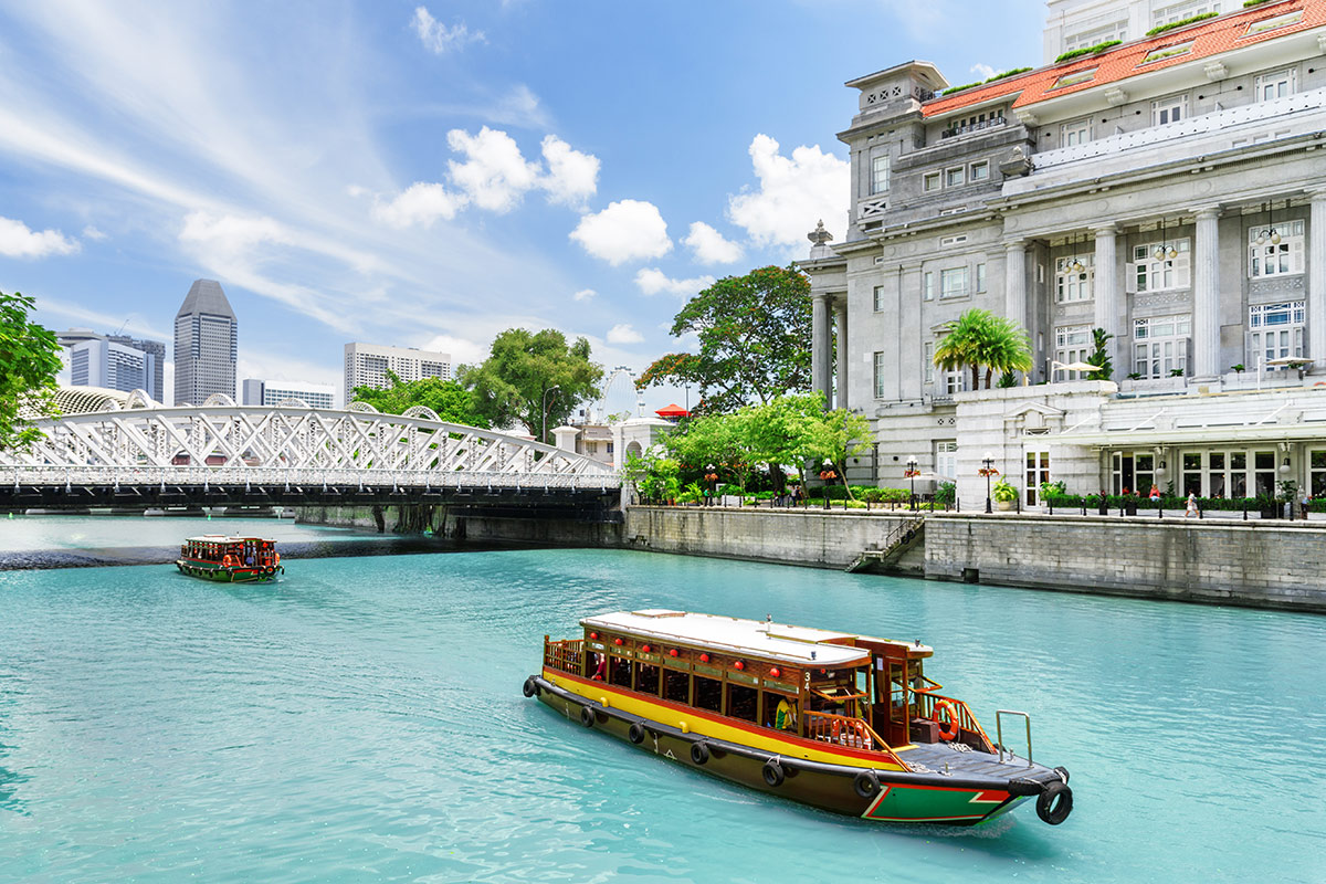 10 day Singapore and all-inclusive Maldives package with Singapore Airlines
