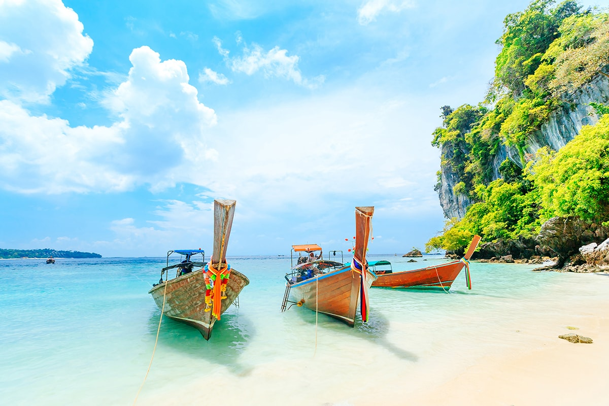 8 day Singapore, Penang and Phuket cruise package with flights