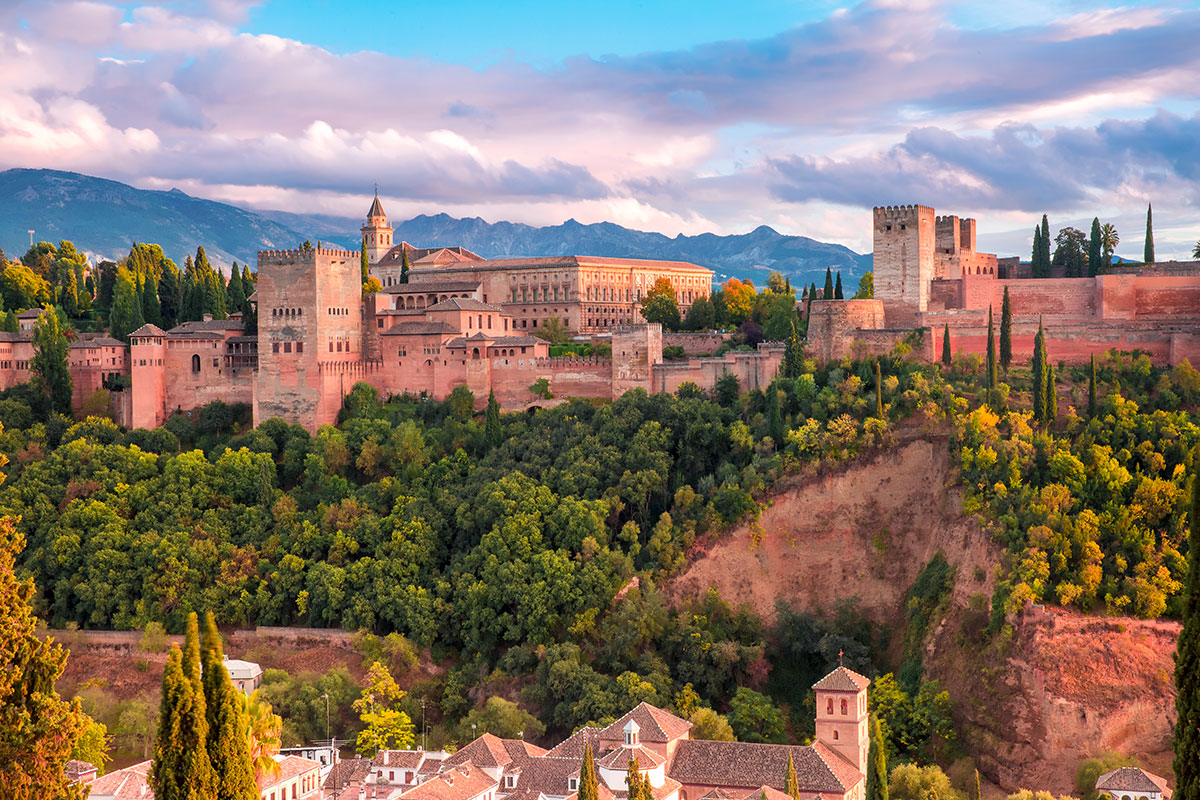11 day Spanish Wonder tour with flights