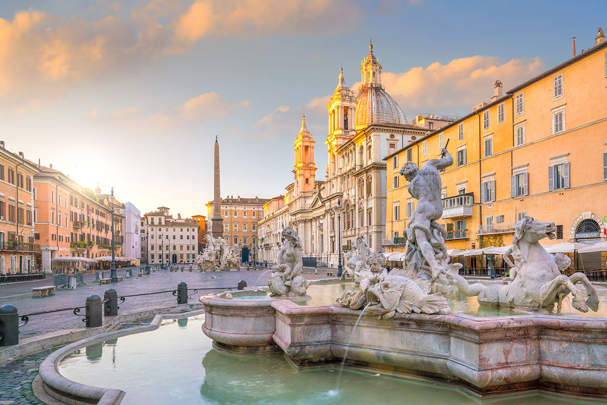 15 day Best of Italy tour with flights