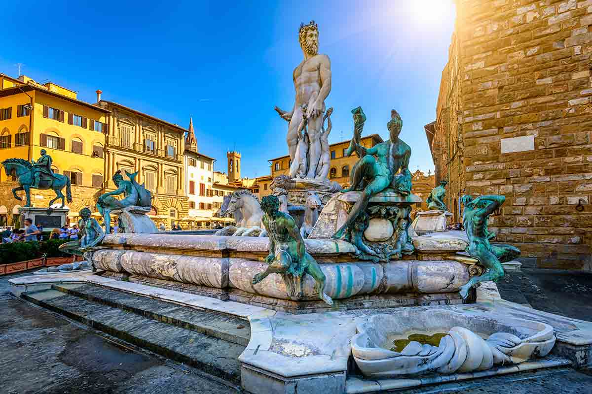 9 day Classic Italian Journey with flights