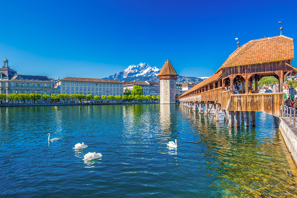 11 day Treasures of Italy and Switzerland tour with flights