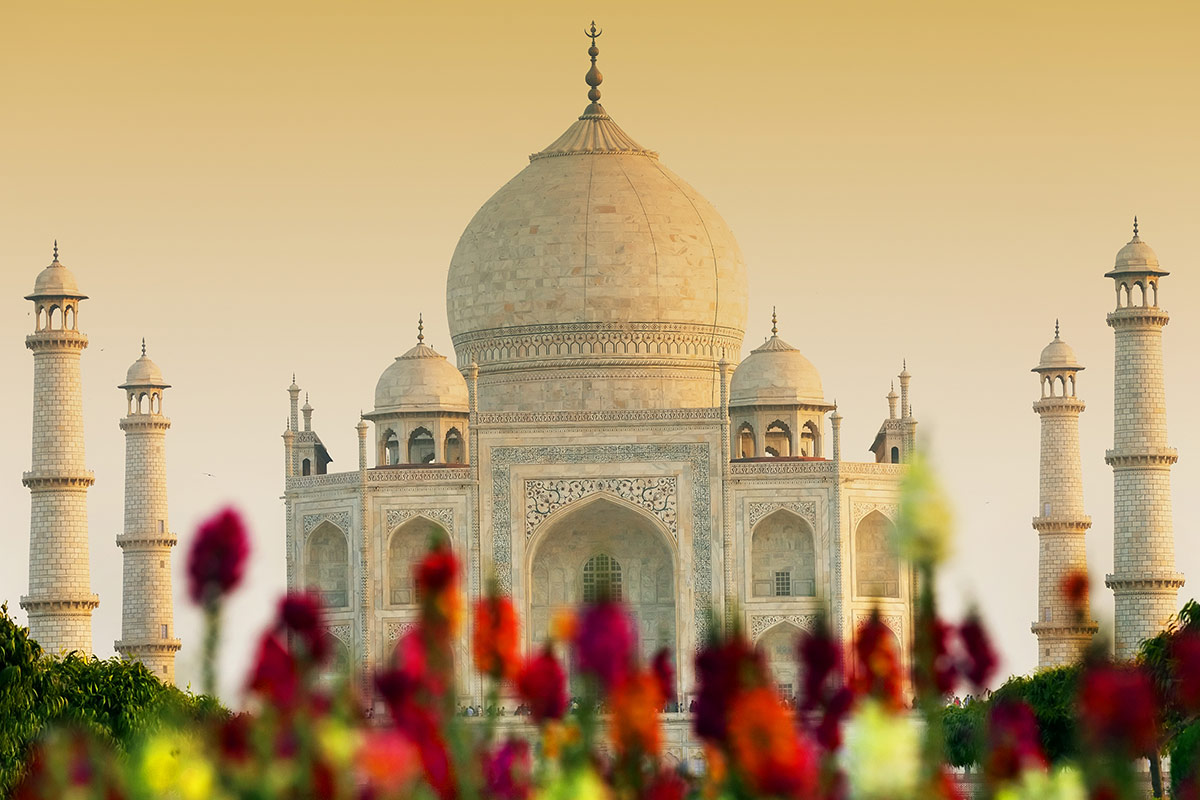 24 day India Grandeur with flights