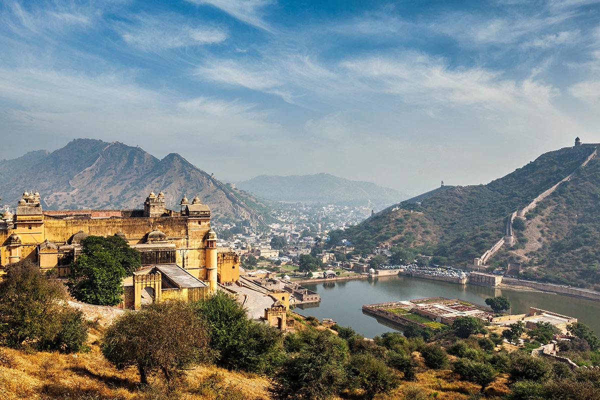 24 day India Grandeur with flights