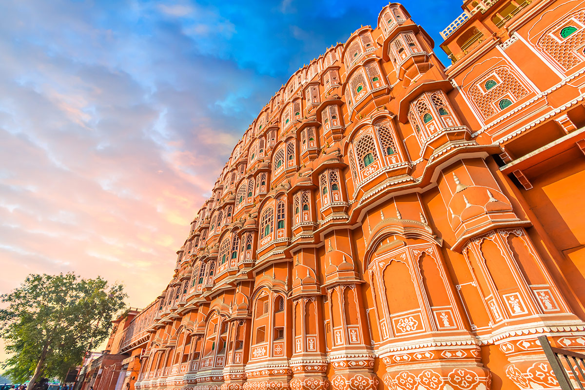 12 day Best of India and Varanasi tour with flights
