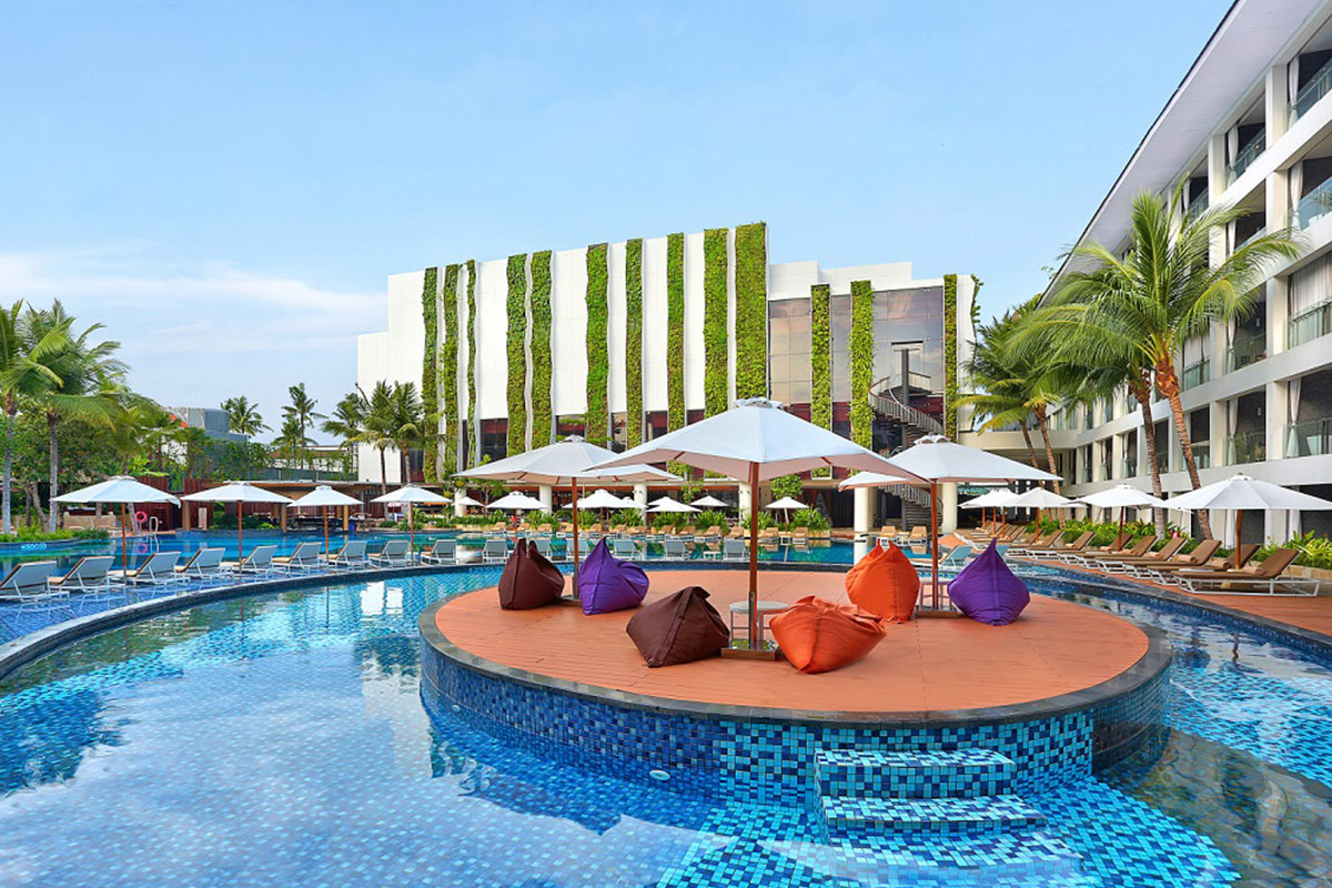 6 day 5-star Retreat to Bali with Emirates flights