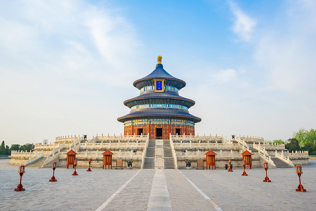 8 day Delights of China tour with flights