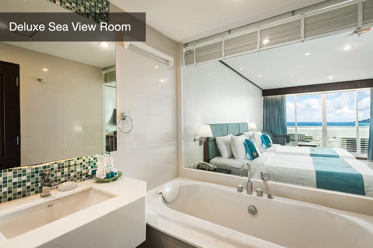Andaman Beach Suites Hotel, Phuket