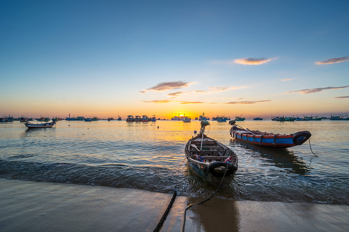 11 day Southern Vietnam tour with Phu Quoc Island beach break and flights