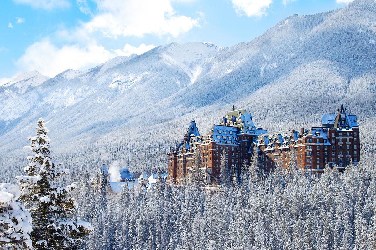 13 day Rockies Winter Wonderland tour