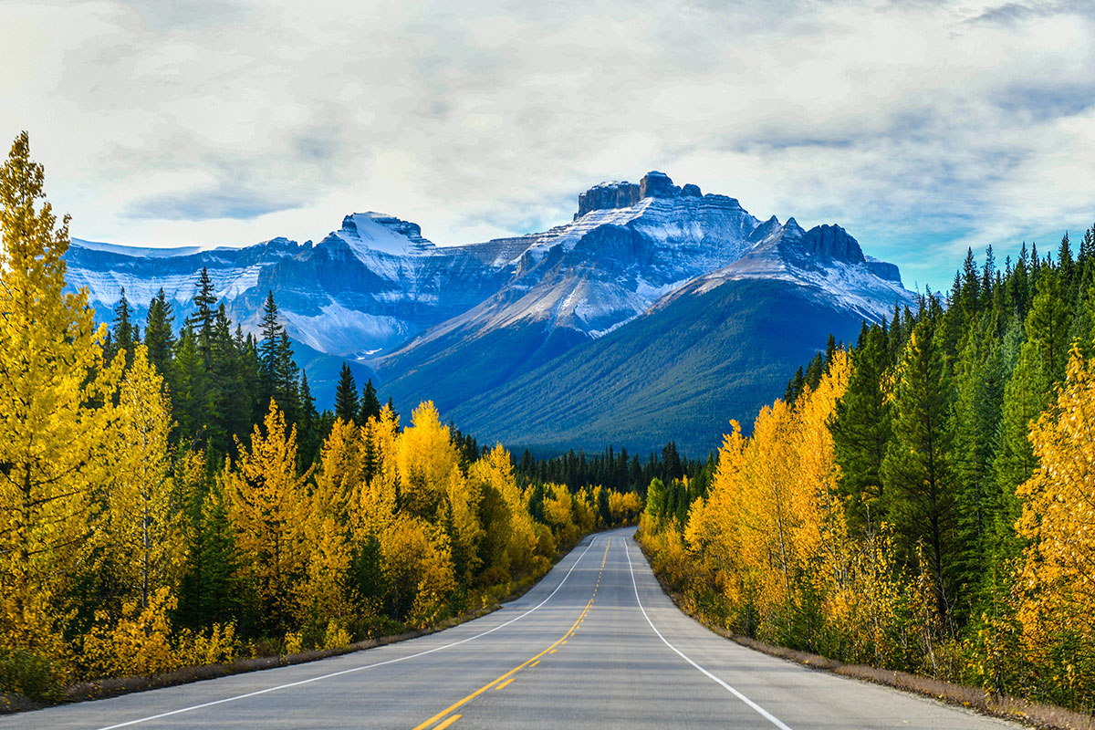 13 day Rocky Mountains in the Fall tour