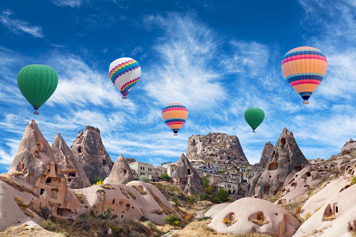 14 day Unforgettable Turkey tour with flights