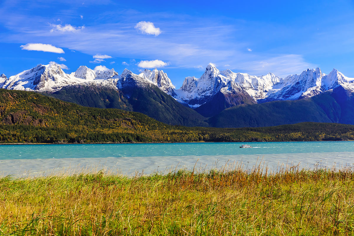 18 day Spectacular Rockies tour with Alaska cruise and flights