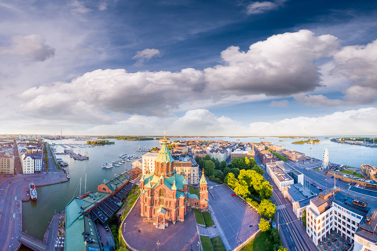 19 day Highlights of Scandinavia tour with Baltics cruise and flights