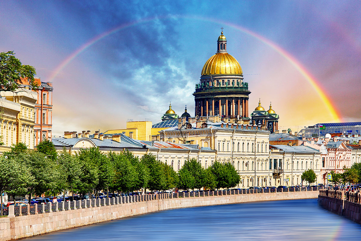 19 day North Cape Discovery tour with Baltics cruise and flights
