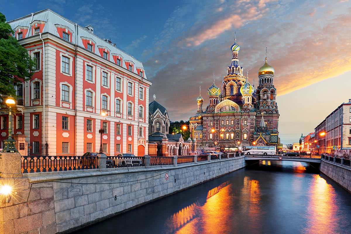 20 day Best of Scandinavia and Russia tour with scenic trains and flights