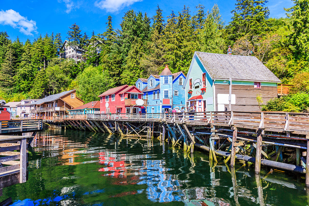 27 day Grand Canada tour with Rocky Mountaineer, Alaska cruise and flights