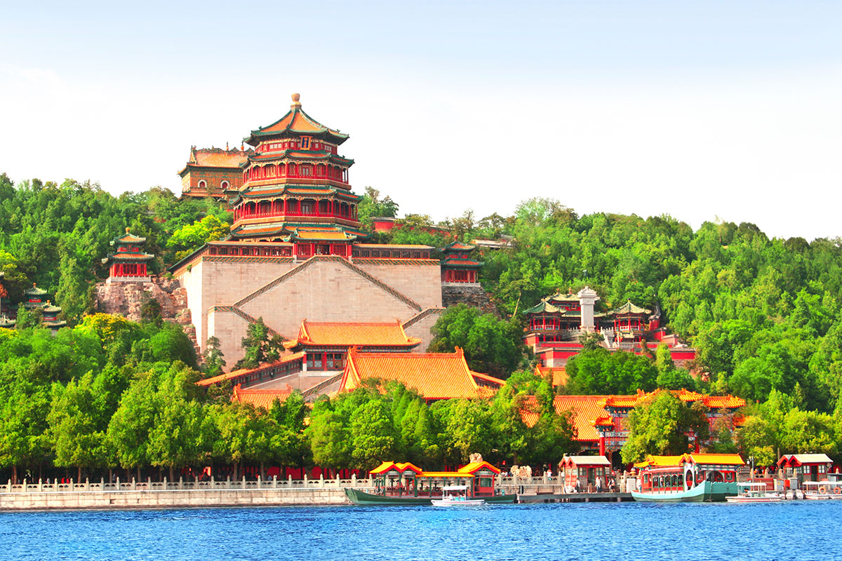 10 day Incredible China tour with Qantas flights